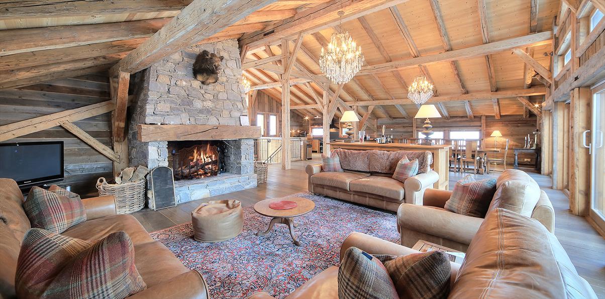 Voir le détail CHAMONIX MONT-BLANC Villa 9 pièces, 5 chambres